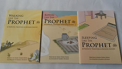 Muslim Childrens Islamic Book Kids Sunnah Ahadeeth Manners Rhyming Poem Books