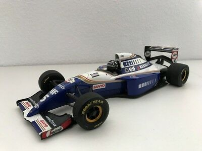 Williams Renault FW16 (1994) Formel 1 Auto Hill in 1:18