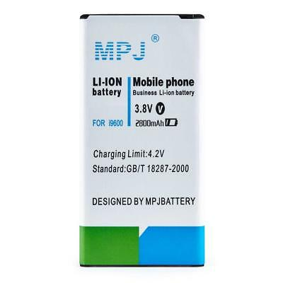 Galaxy S5 Battery, MPJ 2800mAh Replacement Battery for Samsung Galaxy S5 I9600,