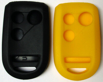 New Pair Honda Goldwing GL 1800 key fob rubber remote covers 2012-2017 clicker