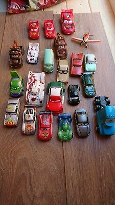 Assorted Disney Cars Toy Cars Lightning McQueen