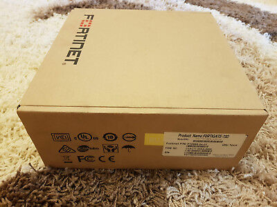 NEW FORTINET FORTIGATE 70D NGFW with 18 months UTM License, Support and  Warranty