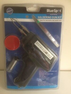 New Unused Blue Spot Soldering Gun Kit