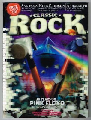 Classic Rock Magazine No.139 December 2009 MBox820 30 Years on Pink Floyd