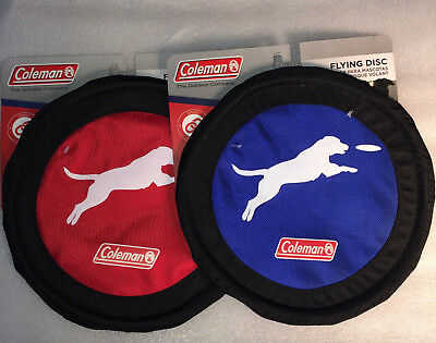 Pet Supplies Flying Disc Toy 2 Pack