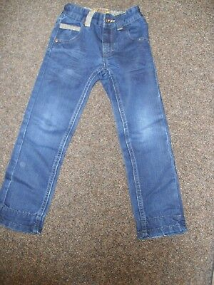 Boys Denim Jeans From Next Age 6 Years