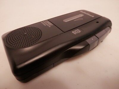 Radio Shack 2 Speed Microcassette Recorder-14-1148-TESTED-Free Shipping