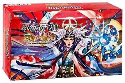 FOW Moon Priestess Returns Booster Box - Force of Will TCG - 36 Packs - Sealed