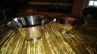 Silver plated? Bowls - Lot of 2