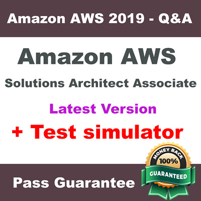 Amazon AWS Certified Solutions Architect Associate Exam Dump Test PDF VCE (2018)
