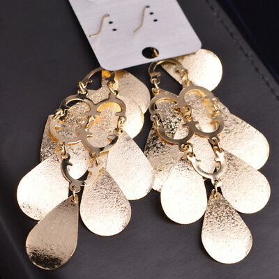 New Scales Drop Dangle Earrings Long Gift Fashion Women Party Holiday Jewelry
