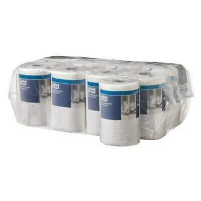 Tork Extra Absorbent Kitchen Roll 2 Ply 120 Sheet Pack/8 (314025)
