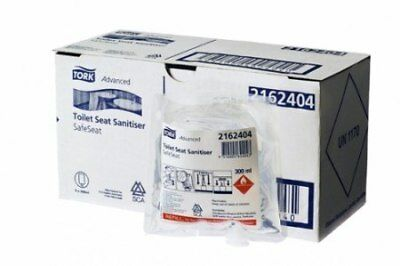 Tork Toilet Seat Sanitiser 6 Cartridges x 300ml (2162404)