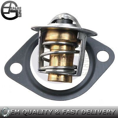 New Thermostat & Gasket 180°F for Kubota F2000 F2100 F2100E
