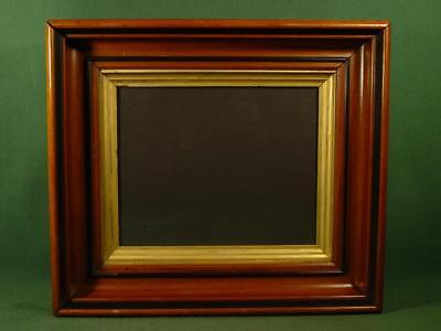 Beautiful Vintage Antique Victorian Shadow Box Picture Frame