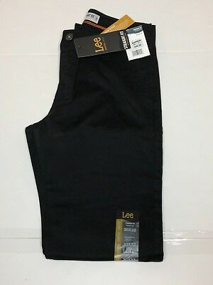 NWT ***CLOSE OUT*** Lee Straight Black Chino MSRP $48 (2014035) With Stretch