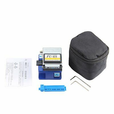 Fiber Optic FTTH Tool Kit with Fiber Cleaver Optical Power Meter StripperMT