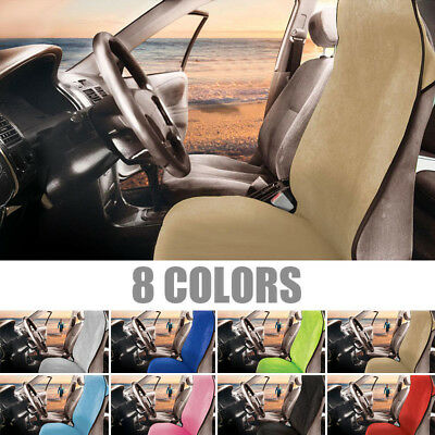 1x Sweat Towel Car Seat Cover Mat Water Sports Yoga Gym Swimming Beach Cushion F