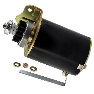 Starter Motor for Briggs & Stratton Cub Cadet 16 tooth Heavy Duty on Mower499521