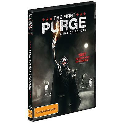First Purge, The (DVD, 2018) (Region 4) New Release