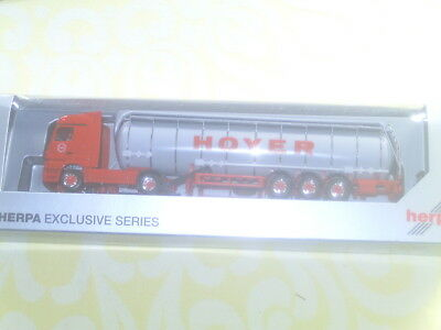 Modell  Herpa Exclusive Series 1:87 LKW     Hoyer