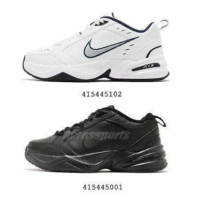 NIKE AIR MONARCH IV 4 White   Black Daddy Shoes Chunky Sneakers Pick ... 83d0f1e195d