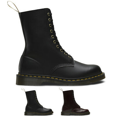 Unisex Adults Dr Martens 1460 Vegan Originals Army Biker Cadet Boots All Sizes