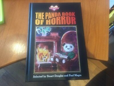 Doctor Dr Who Obverse Hardback - Iris Wildthyme The Panda Book Of Horror