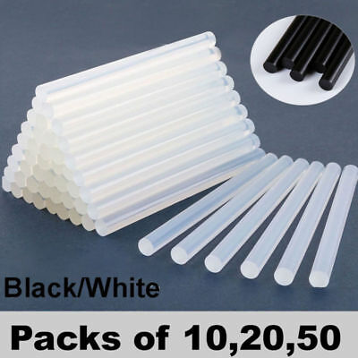 190mm ADHESIVE HOT MELT GLUE STICKS FOR TRIGGER ELECTRIC GUN HOBBY CRAFT TOOL