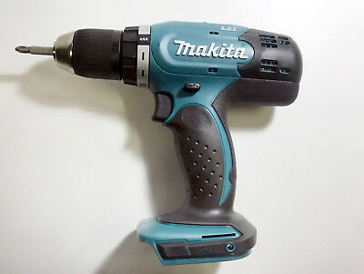New Makita DDF453 18V Lithium Ion Cordless Drill Driver Skin Only