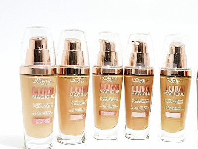 L'Oreal Lumi Magique Light Infusing Foundation- Choose Your Shade