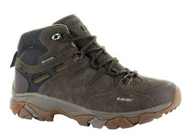 Hi-Tec HiTec Ravus Adventure Mens Waking Hiking Waterproof Boot Boots
