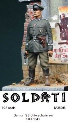 Soldati S35008 - German Ss Unterscharfuhrer Italia 1943 - 1/35 Resin Kit