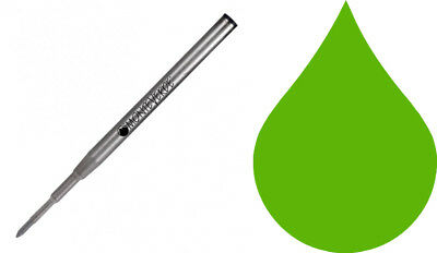 Montblanc Refills By Monteverde - Ballpoint Pen - Green - Medium Point - M131GN