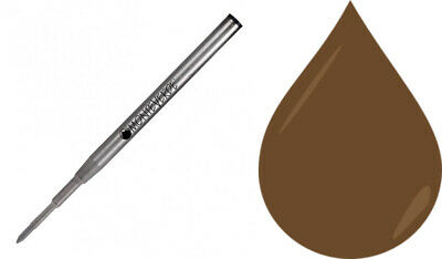 Montblanc Refills By Monteverde - Ballpoint Pen - Brown - Medium Point - M131BN