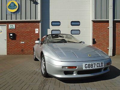 1989 Lotus Elan SE Turbo M100 - SOLD