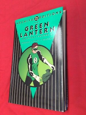 DC Archive Editions: GREEN LANTERN, vol 1, 1st edition, NM