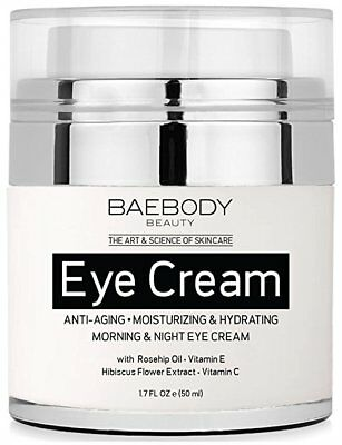 Baebody Eye Cream for Appearance of Fine Lines,Wrinkles, Dark Circles & Bags!