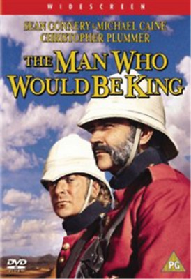 Sean Connery, Michael Caine-Man Who Would Be King DVD NEW