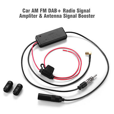 ANT-208 AM FM DAB+ 3 in 1 Miltipurpose Radio Signal Booster Amplifier Antenna