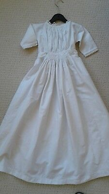 Victorian /Edwardian original babies cotton nightdress