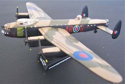 Avro Lancaster [ 'G' George ] RAAF No. 460 Squadron Diecast Model 1/150 Scale
