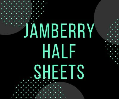 Jamberry Half Sheets - Current, Retired, Exclusive (3 of 7)