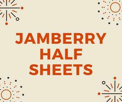Jamberry Half Sheets - Current, Retired, Exclusive (4 of 7)