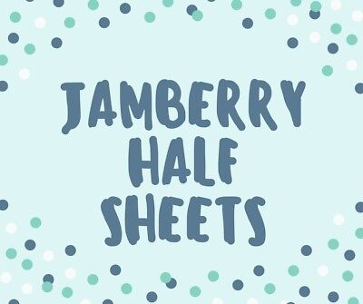 Jamberry Half Sheets - Current, Retired, Exclusive (5 of 7)