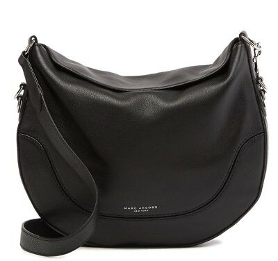53b4de1203f8 NWT MARC JACOBS Small Drifter Leather Shoulder Bag Buff Color M0012132  360  -  108.00