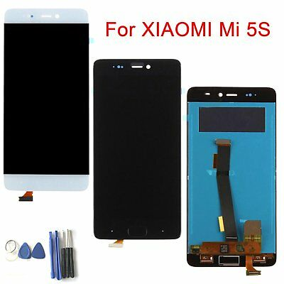 For Xiaomi Mi 5S LCD Display Touch Screen Digitizer Full Glass Assembly W/ Tools