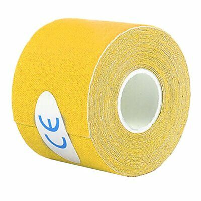Elastic Sport Athletic Kinesiology Bandage Tape Tex Medical Muscles Care KF