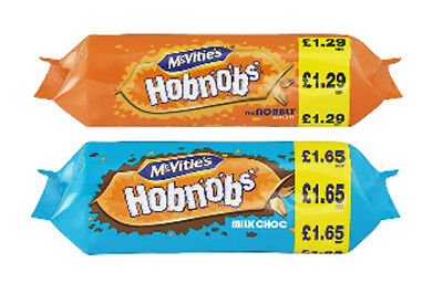 Mcvitie's Hobnobs  ( Price Marked)