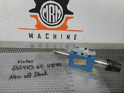 Vickers DG4V3-6C-UB40 Directional Control Valve New Old Stock
